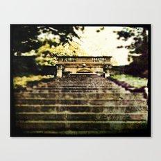 Spanish Steps (Washington, DC) Canvas Print