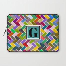 G Monogram Laptop Sleeve