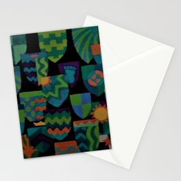 Shields of Dreams Stationery Cards