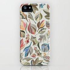 Autumn Leaves Slim Case iPhone (5, 5s)