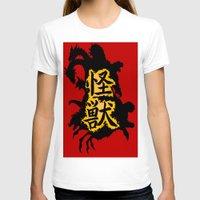 kaiju T-shirts featuring Kaiju Explosion by PCRK
