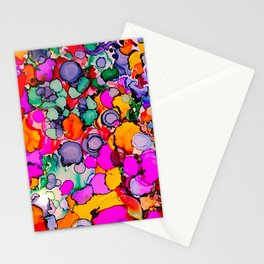 Color Blast! Stationery Cards