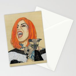 Piaf Stationery Cards
