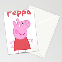 Peppa Stationery Cards