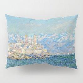 Claude Monet Antibes Afternoon Effect Pillow Sham
