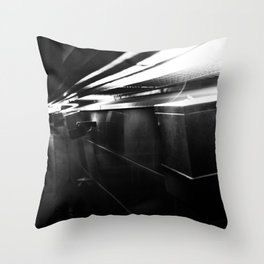 Late night Photography 2 Throw Pillow