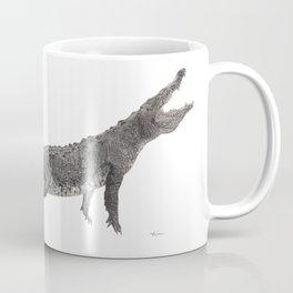 American Crocodile Coffee Mug