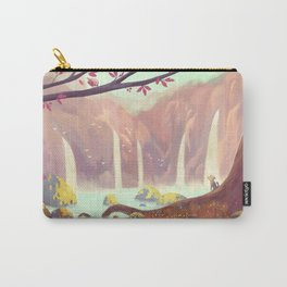 Spring! Carry-All Pouch