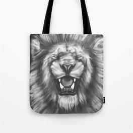 Courageous (Original drawing) Tote Bag