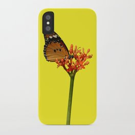 African Monarch iPhone Case
