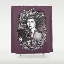 MEDUSA IMPERATRIX MUNDI Shower Curtain