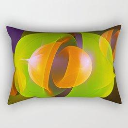 Disconnection Rectangular Pillow