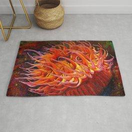 Sea Anemone Rug