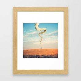 The Probe Framed Art Print
