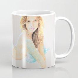 Mermaid Fantasy Artwork Coffee Mug
