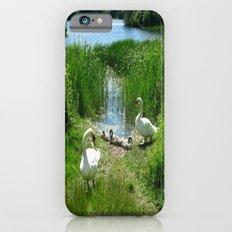 Bosherston Lily Ponds.Pembrokeshire.Wales. iPhone 6s Slim Case