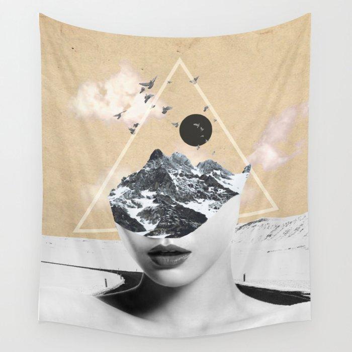 collage art  Wild Nature