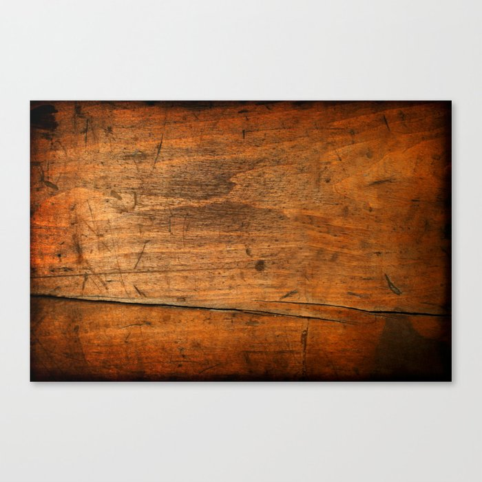 Wood Texture 340 Canvas Print