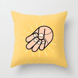 Made Ya Look Throw Pillow