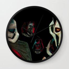 Dark Side Generations Wall Clock