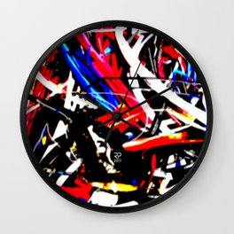 """""""WIRED"""" Wall Clock"""