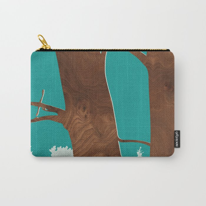 red alder Carry-All Pouch