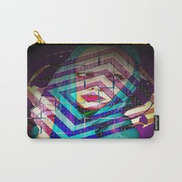 flowers Lillies Carry-All Pouch