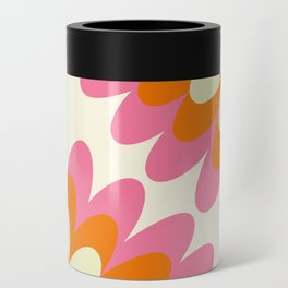 Dahlia at 60's Can Cooler