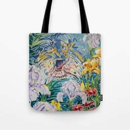 Tiger Lily II Tote Bag