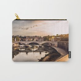 Rome sunset Carry-All Pouch
