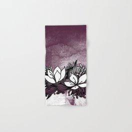 Flower Tangle Hand & Bath Towel
