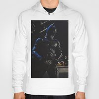 superhero Hoodies featuring Superhero by VAWART