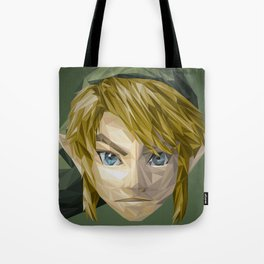 Triangles Video Games Heroes - Link Tote Bag