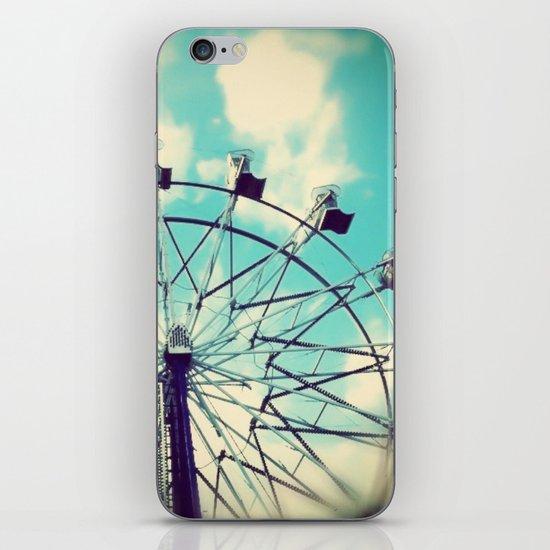 sweet summer days iPhone & iPod Skin