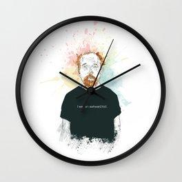 Louis CK… I was an awkard kid…  Wall Clock