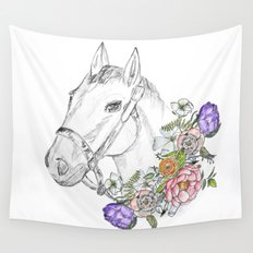 Just for show Wall Tapestry