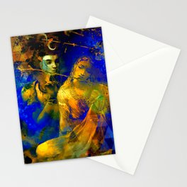 Shiva The Auspicious One - The Hindu God Stationery Cards