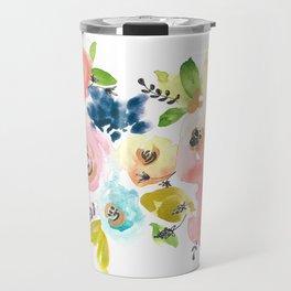 Floral POP! Travel Mug