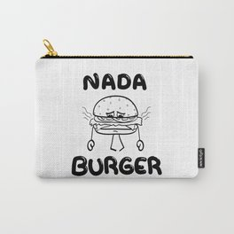 Nada Burger Carry-All Pouch