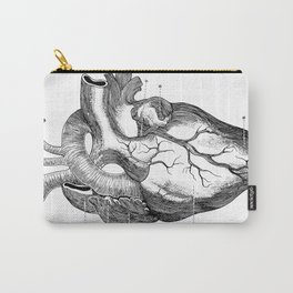 Anatomic hearth engraving Carry-All Pouch
