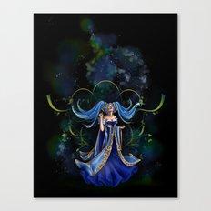 Sona Canvas Print