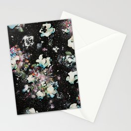A Momentary Quietus in Space Stationery Cards