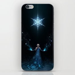 Frozen iPhone Skin