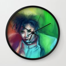 Ando Masanobu - Battle Royale Wall Clock
