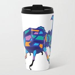 Brain Matter Beetle Travel Mug