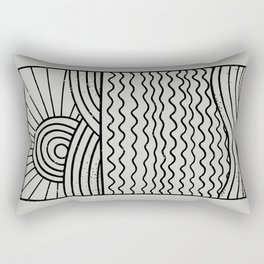 LANDL/NES Rectangular Pillow