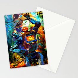 Forward Scout Stationery Cards