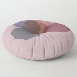 Rose Eight Floor Pillow
