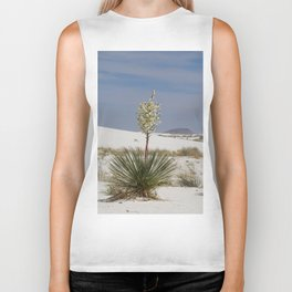 White Sands Soap Yucca Biker Tank