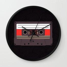 Compact Cassette Wall Clock